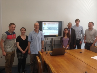 Several PhD students participated in the workshop.