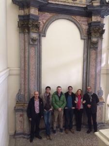 Consortium meeting Milan 2